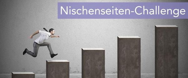 Erster Testartikel & Werbeeinblendungen – Nischenseiten-Challenge: Die 6. Woche